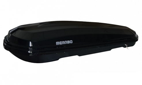 Menabo Diamond 500 Duo черный